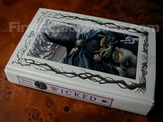 Picture of the first edition Regan Books