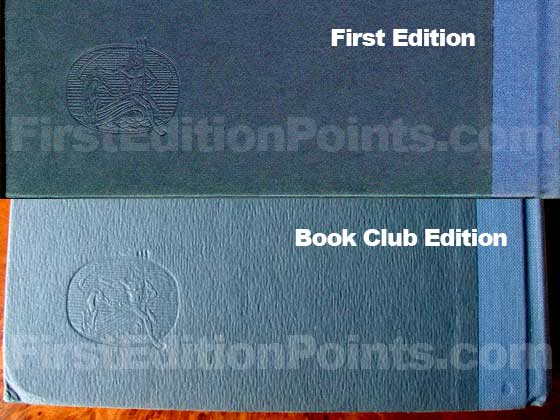 The New Centurions First Edition And Book Club Edition