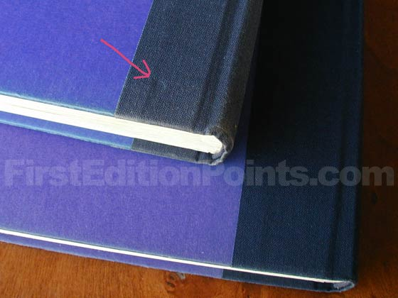 Stallion Gate Dimple On Binding First Edition And Book Club Edition